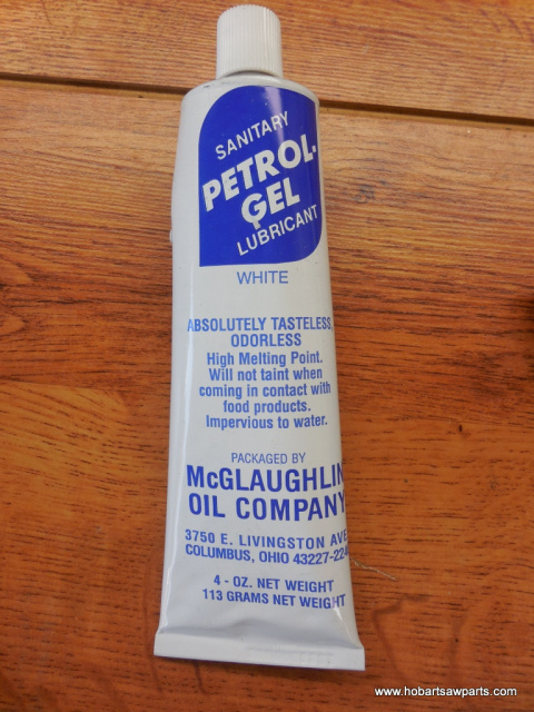 McGlaughlin-Petro-Gel-FOOD-GRADE-WHITE-GREASE RECOMEND McGlaughlin Petro Gel FOR USE ON THE UPPER SL